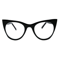Oculos Moon New York Preto Frente